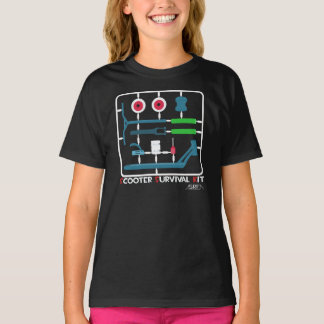scooter survival kit T-Shirt