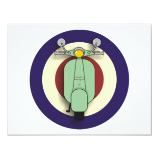 Scooter Target Card