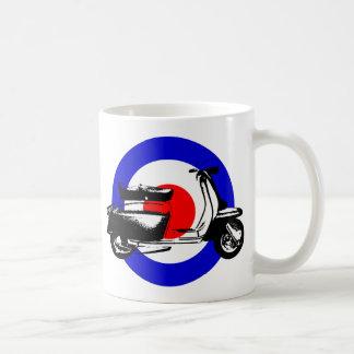Scooter Target Coffee Mug