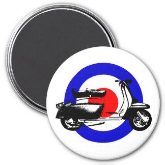 Scooter Target Magnet