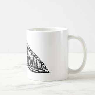 Scooter The Fish Coffee Mug