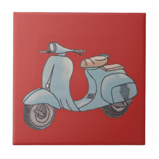Scooter Tile