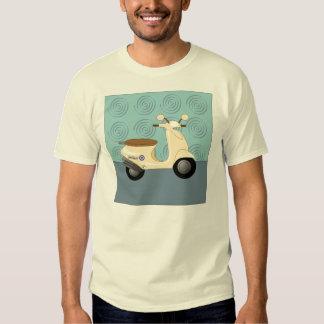 Scooter Trio Blue T-Shirt