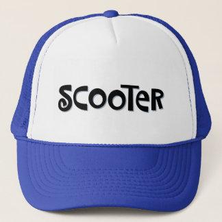 Scooter Trucker Hat