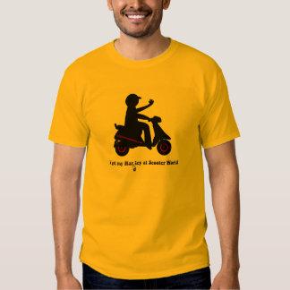 Scooter World Hardley Guy T-Shirt