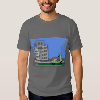 ScooterscapeT-Shirt T-Shirt