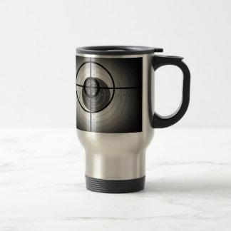 Scope Crosshair Travel Mug