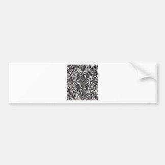 Scope Design Bumper Sticker