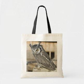 Scops Owl Bag
