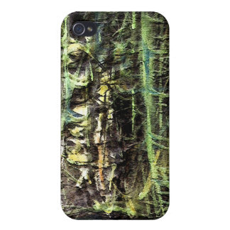 scorched bamboo.... iPhone 4 case