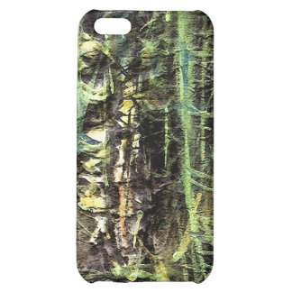 scorched bamboo.... iPhone 5C cases