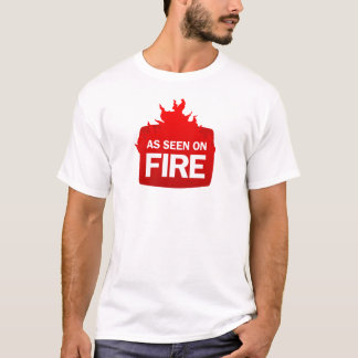 Scorched (white hot) T-Shirt