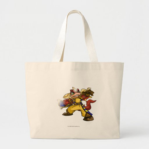 Scorchio Lost Desert Player Large Tote Bag