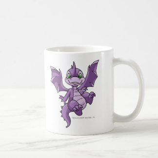 Scorchio Purple Coffee Mug