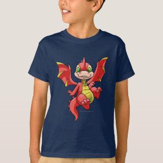 Scorchio Red T-Shirt