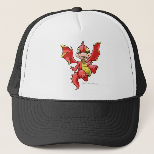 Scorchio Red Trucker Hat