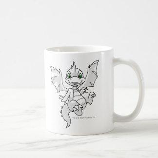 Scorchio White Coffee Mug