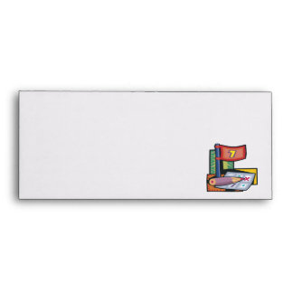 Score Card Envelope