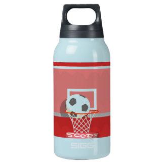 Score Goal Swoosh Insulated Water Bottle