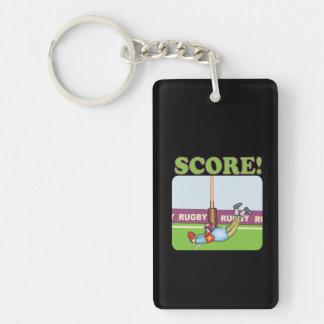 Score Keychain