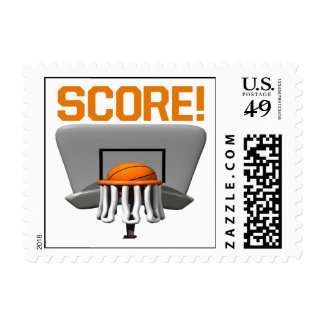 Score Postage Stamps