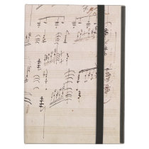 Score sheet of 'Moonlight Sonata' Case For iPad Air
