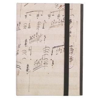 Score sheet of 'Moonlight Sonata' iPad Covers