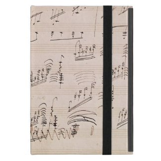 Score sheet of 'Moonlight Sonata' iPad Mini Cover