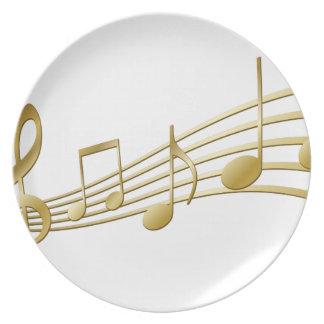 scores dinner plate