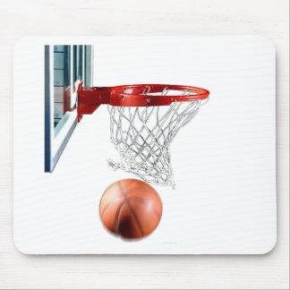 Scoring Machine Basketball Mouse Pad
