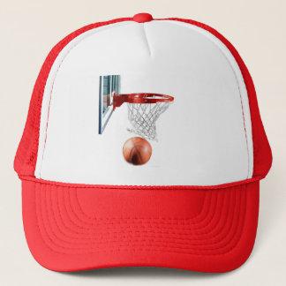 Scoring Machine Basketball Trucker Hat