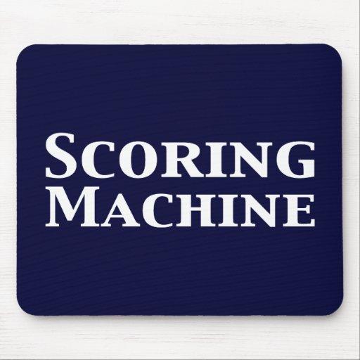 Scoring Machine Gifts Mouse Pad
