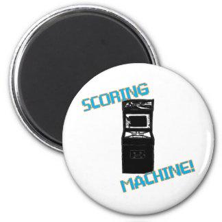 Scoring Machine Magnet