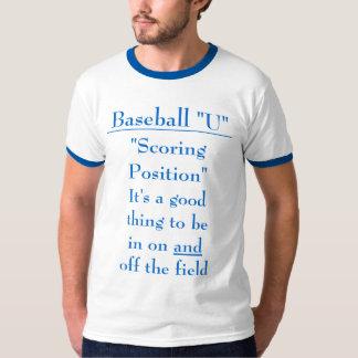 Scoring Position T-Shirt