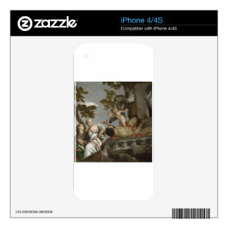 Scorn by Paolo Veronese Decal For The iPhone 4