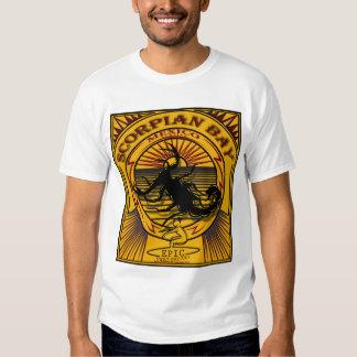 SCORPIAN BAY BAJA MEXICO SURFING T-Shirt