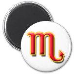 Scorpio #1 Magnet