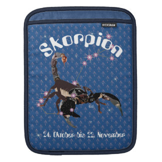 Scorpio 24 October. - 22. Nov. Rickshaw sleeve