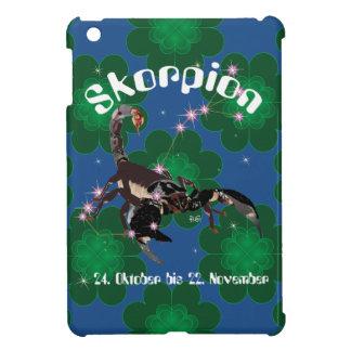 Scorpio 24 October to 22. Nov. iPad mini covering iPad Mini Cover