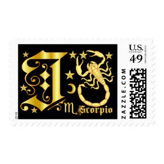 Scorpio-2-J Postage Stamp