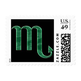 Scorpio #3 postage