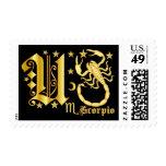 Scorpio-3-U Sellos
