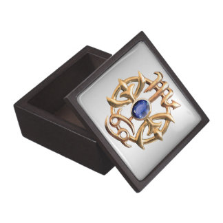 Scorpio and Pisces Medallion Gift Box