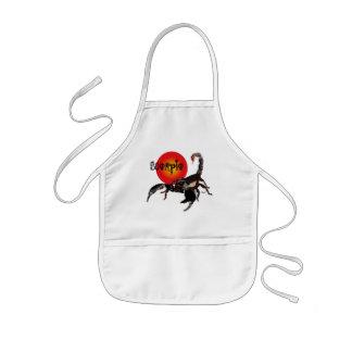 Scorpio apron