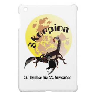 Scorpio - asterisks iPad mini covering Cover For The iPad Mini