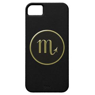 Scorpio Astrological Symbol iPhone SE/5/5s Case