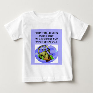 SCORPIO astrology joke Baby T-Shirt