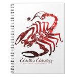 Scorpio Astrology Notebook