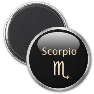 Scorpio astrology star sign zodiac magnet