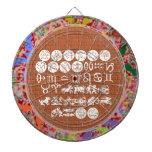 SCORPIO Astrology Zodiac Symbol Dartboards